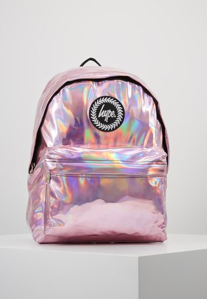 BACKPACK HOLOGRAPHIC - Ryggsäck - pink