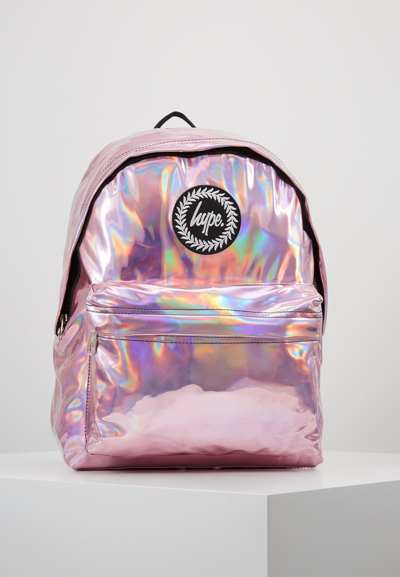 Hype - BACKPACK HOLOGRAPHIC - Rucksack - pink