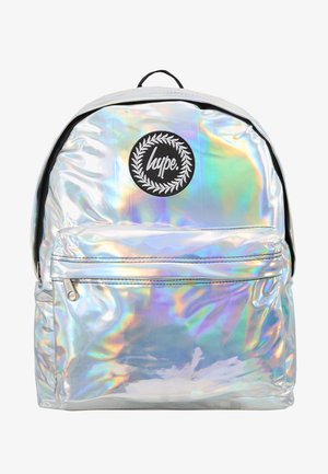 BACKPACK HOLOGRAPHIC - Reppu - silver