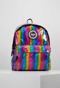Hype - BACKPACK RAINBOW HOLOGRAPHIC - Ryggsekk - multi - 0
