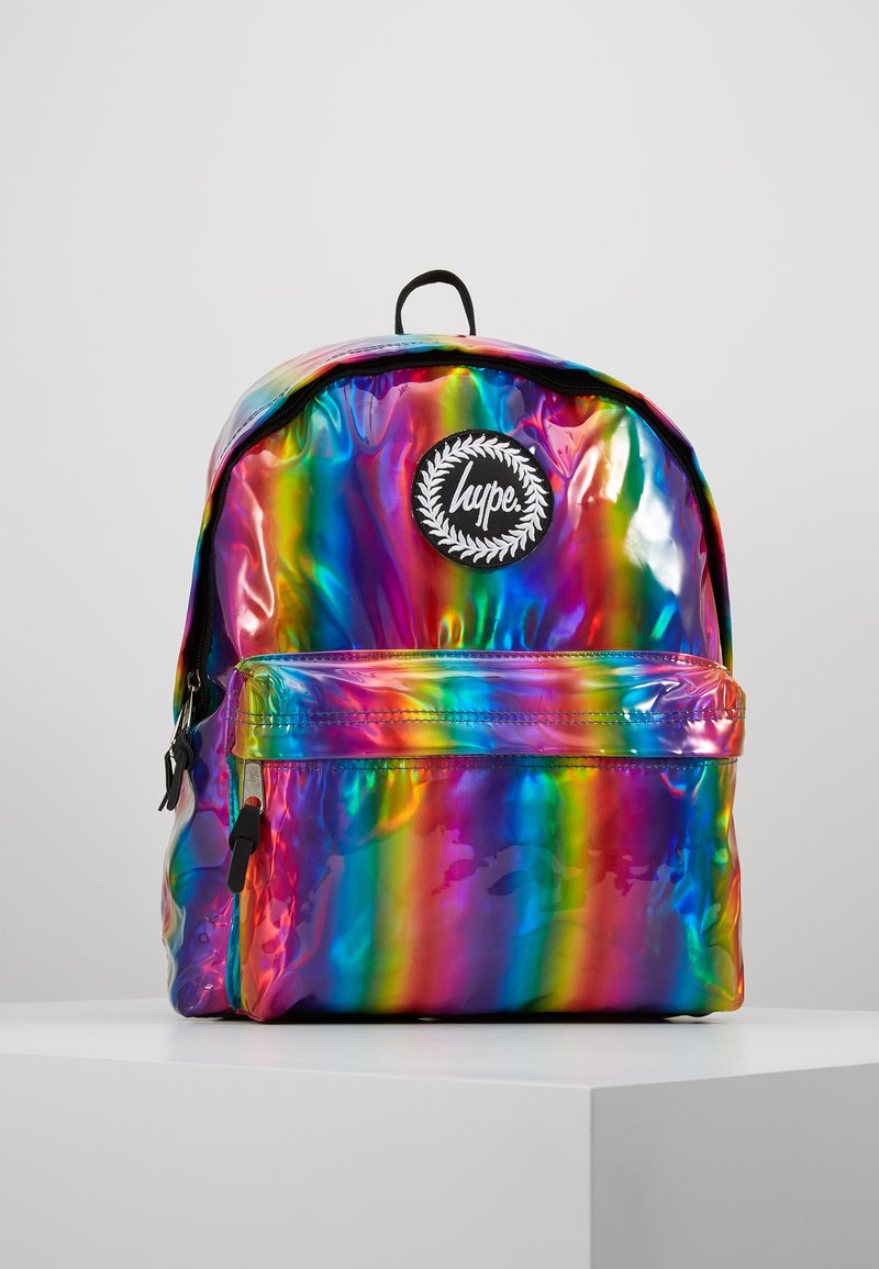 Hype - BACKPACK RAINBOW HOLOGRAPHIC - Ryggsekk - multi