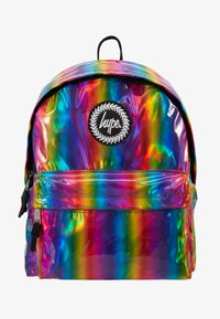 Hype - BACKPACK RAINBOW HOLOGRAPHIC - Ryggsekk - multi - 1