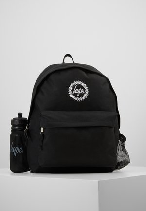BACKPACK CREST SET - Batoh - black