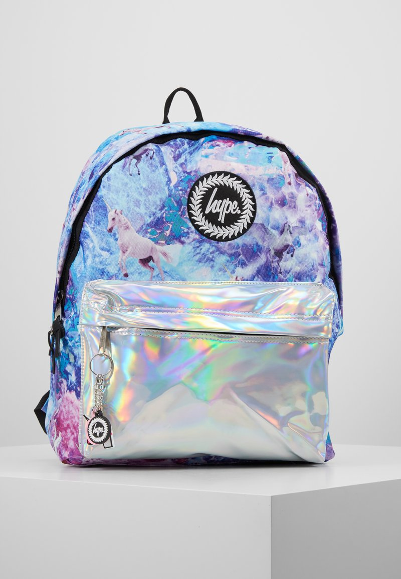 Hype - BACKPACK UNICORN HOLO - Rucksack - multi/silver