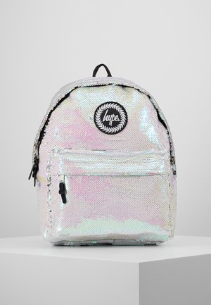 BACKPACK - Reppu - silver