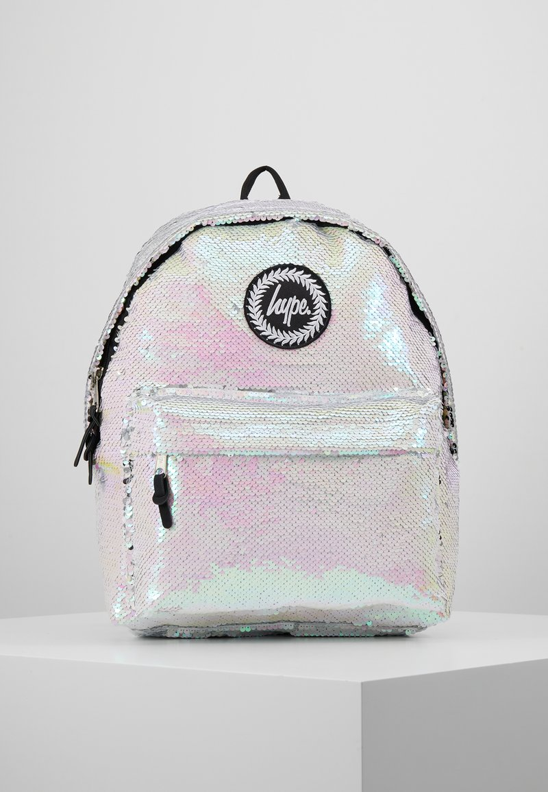 Hype - BACKPACK - Rucksack - silver