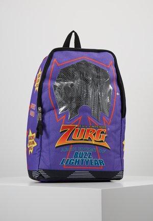 BACKPACK ZURG BOX - Ryggsekk - purple/multi
