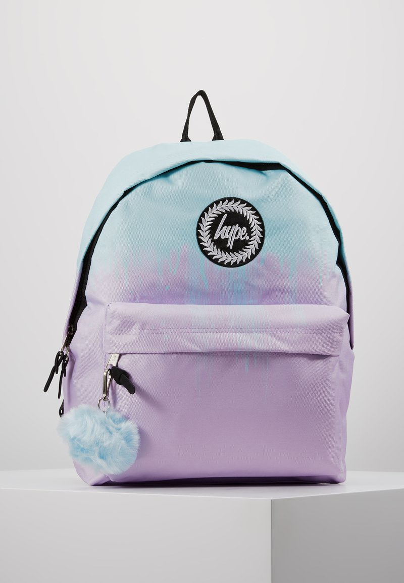 Hype - DRIPS - Rucksack - blue/lilac