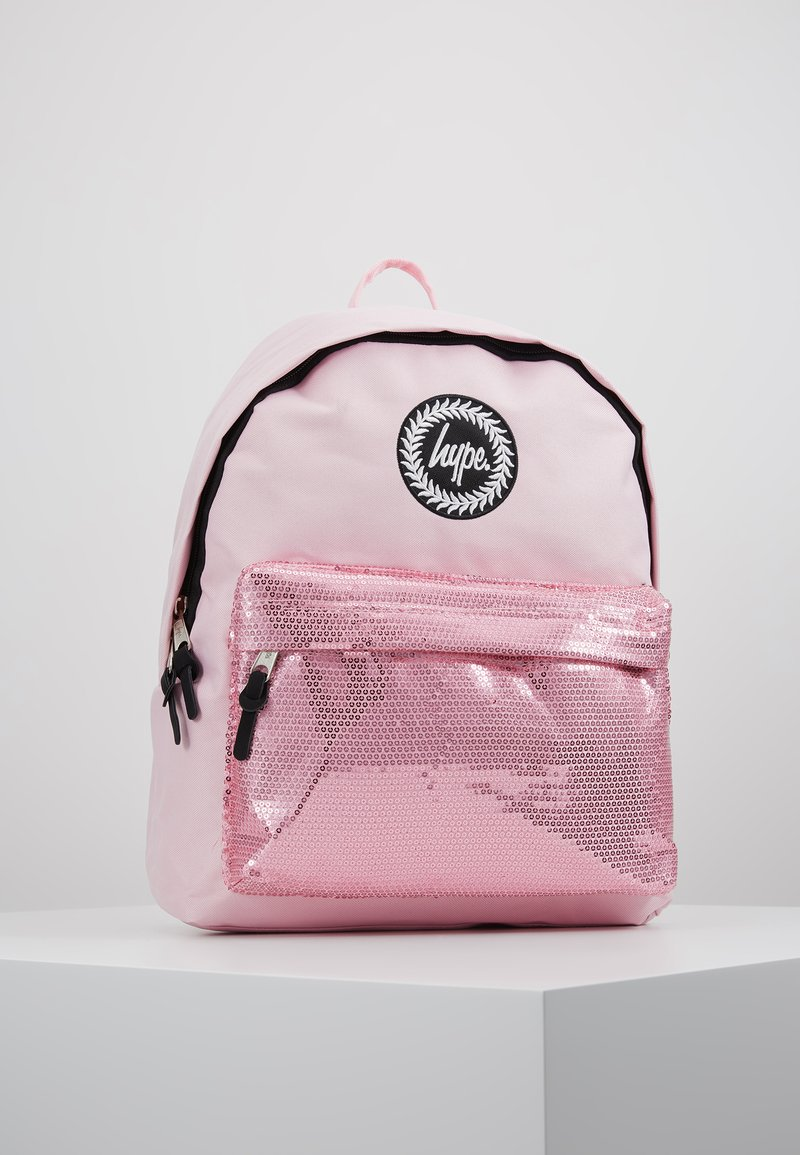 Hype - BACKPACK ORCHID SEQUINS - Rucksack - pink