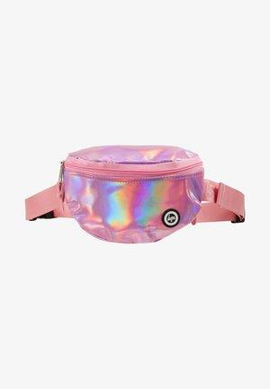 BUMBAG - PINK HOLOGRAPHIC - Sac bandoulière - pink