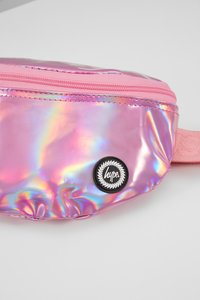 Hype - BUMBAG - PINK HOLOGRAPHIC - Taška spříčným popruhem - pink - 2