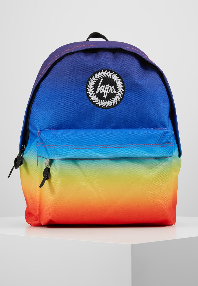 Hype - BACKPAC RAINBOW FADE - Mochila - multi-coloured