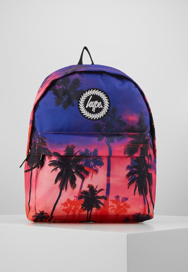 BACKPACK  PALM - Rygsække - multi-coloured