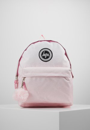 BACKPACK SPECKLE FADE - Rugzak - pink/white
