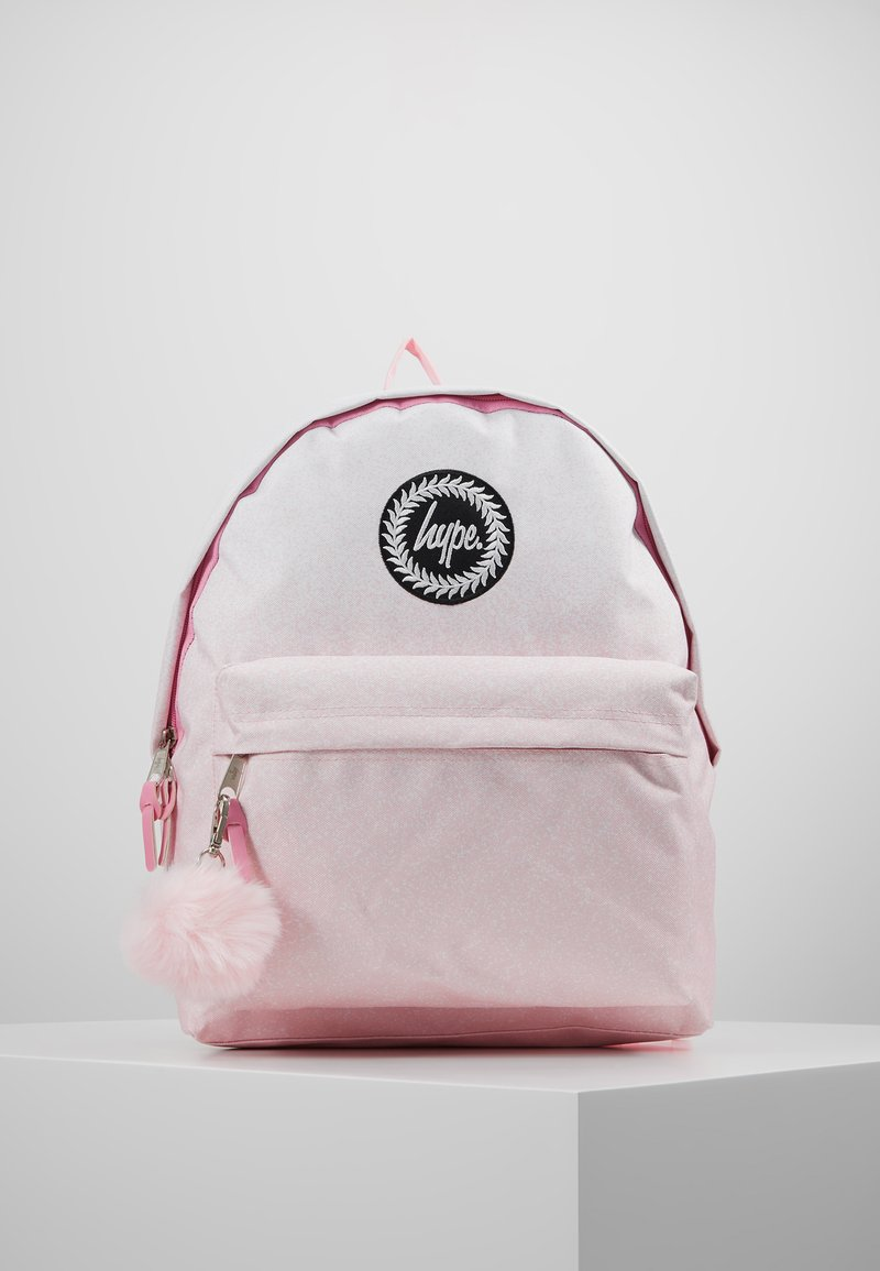 Hype - BACKPACK SPECKLE FADE - Batoh - pink/white