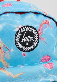 Hype - BACKPACK MERMAID - Ryggsäck - blue/pink - 2