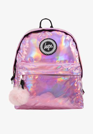 BACKPACK HOLO - Reppu - pink