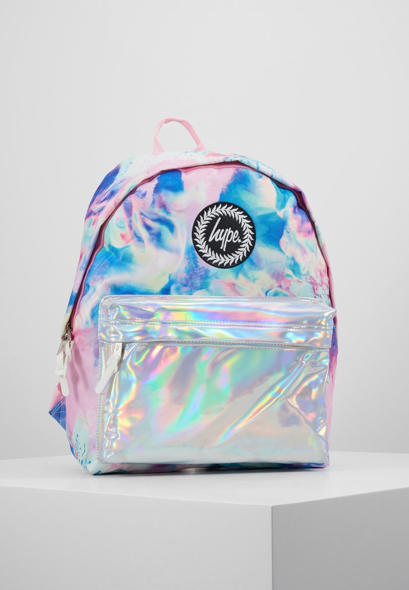 Hype - BACKPACK DREAM WAVE - Tagesrucksack - silver
