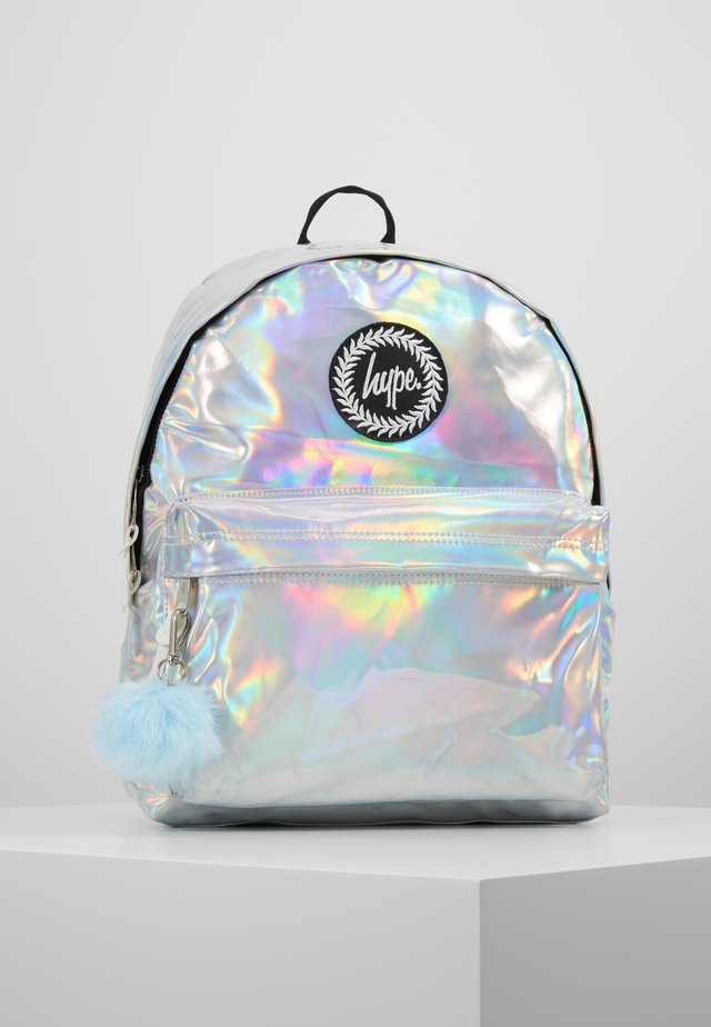 BACKPACK HOLO - Ryggsäck - silver