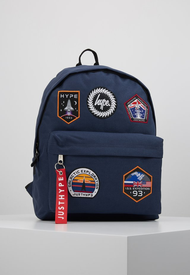 BACKPACK SPACE EXPLORER - Batoh - blue