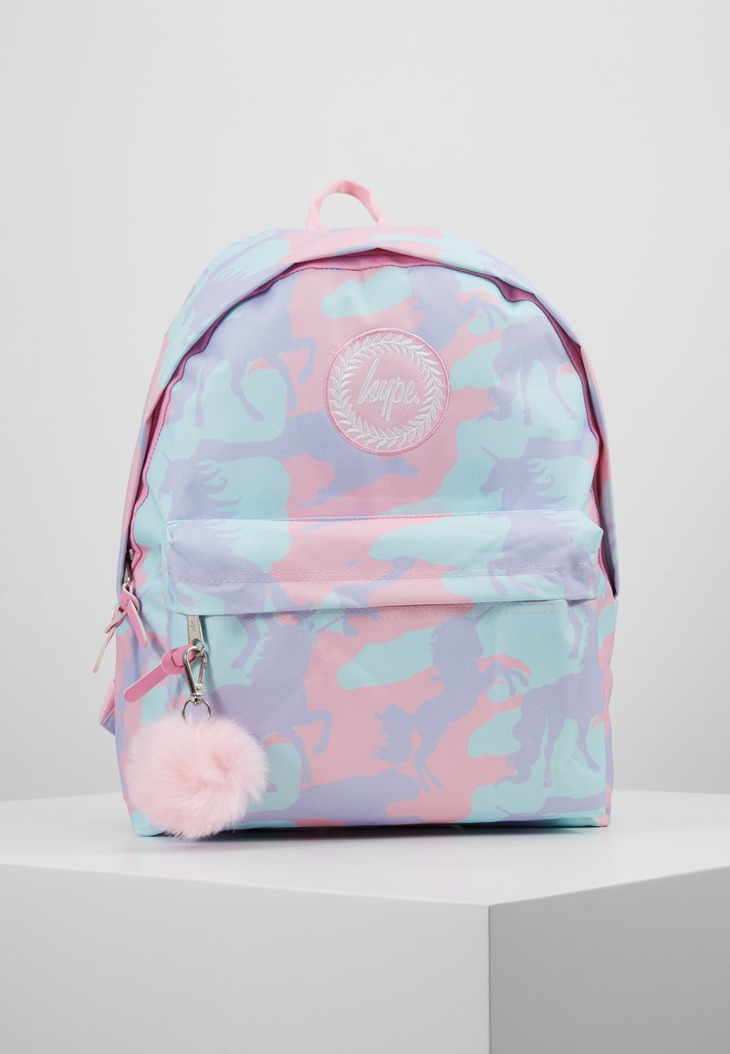 Hype - BACKPACK - Reppu - pink