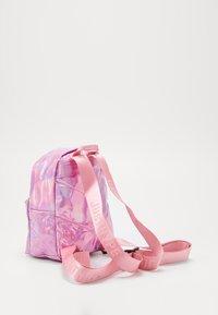 Hype - BACKPACK HOLO MINI - Rucksack - pink - 3