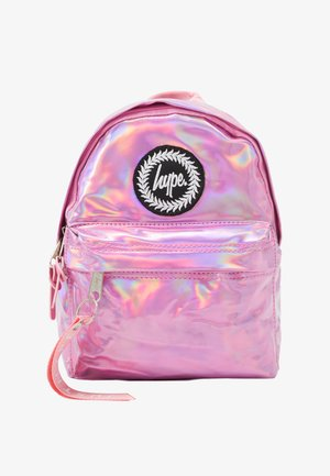 BACKPACK HOLO MINI - Sac à dos - pink