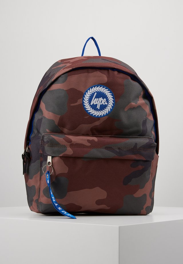 BACKPACK NORTHERN CAMO - Batoh - green
