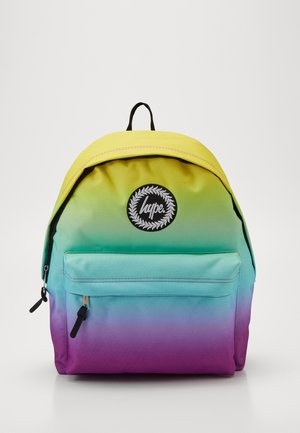 BACKPACK BELL GRADIENT - Rygsække - multi-coloured