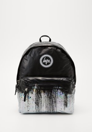 BACKPACK HOLOGRAPHIC DRIPS - Reppu - multi-coloured