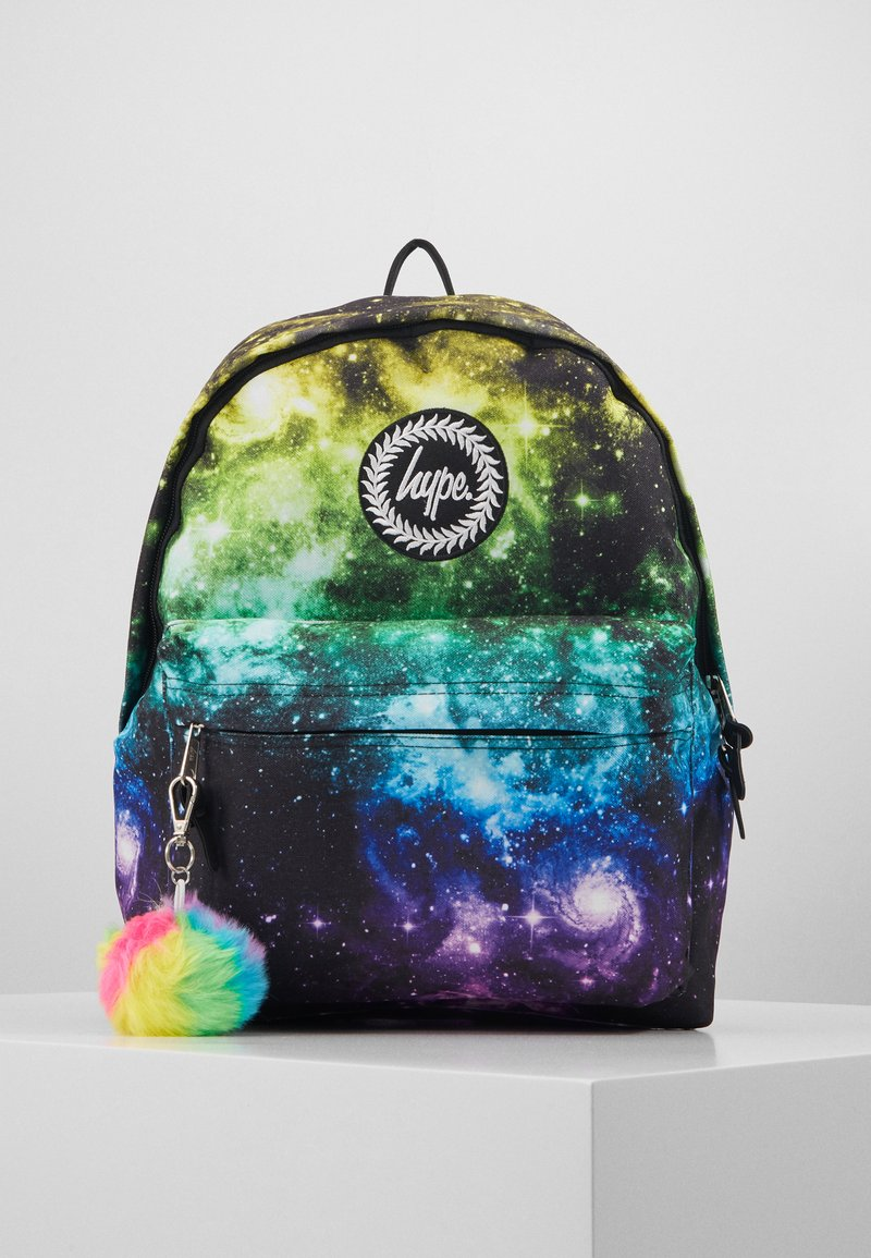 Hype - BACKPACK RAINBOW SPACE - Rugzak - multi