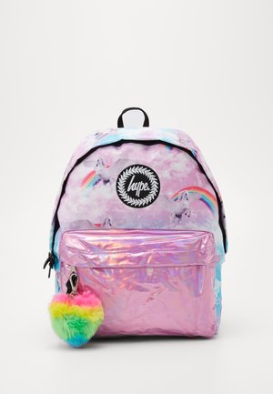 BACKPACK UNICORN HOLO - Rugzak - pink