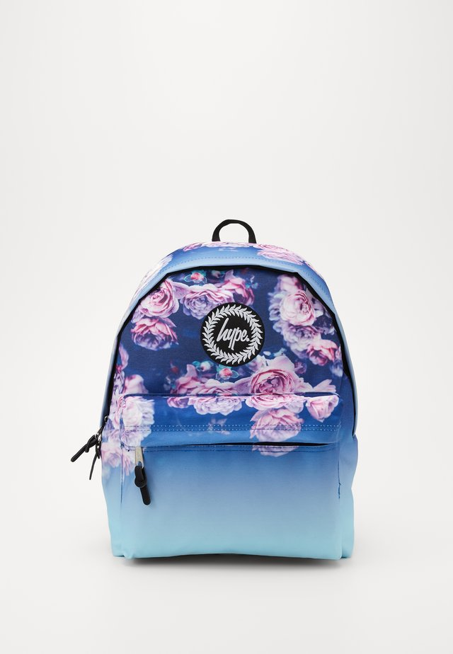 BACKPACK ROSE FADE - Ryggsäck - blue