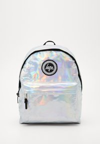 Hype - BACKPACK HOLOGRAPHIC - Mochila - silver - 0