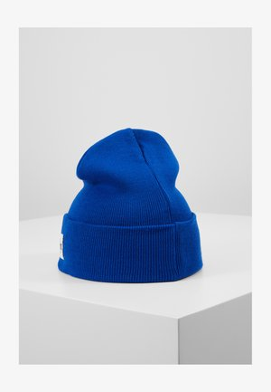 BEANIE HYPE PATCH - Muts - blue