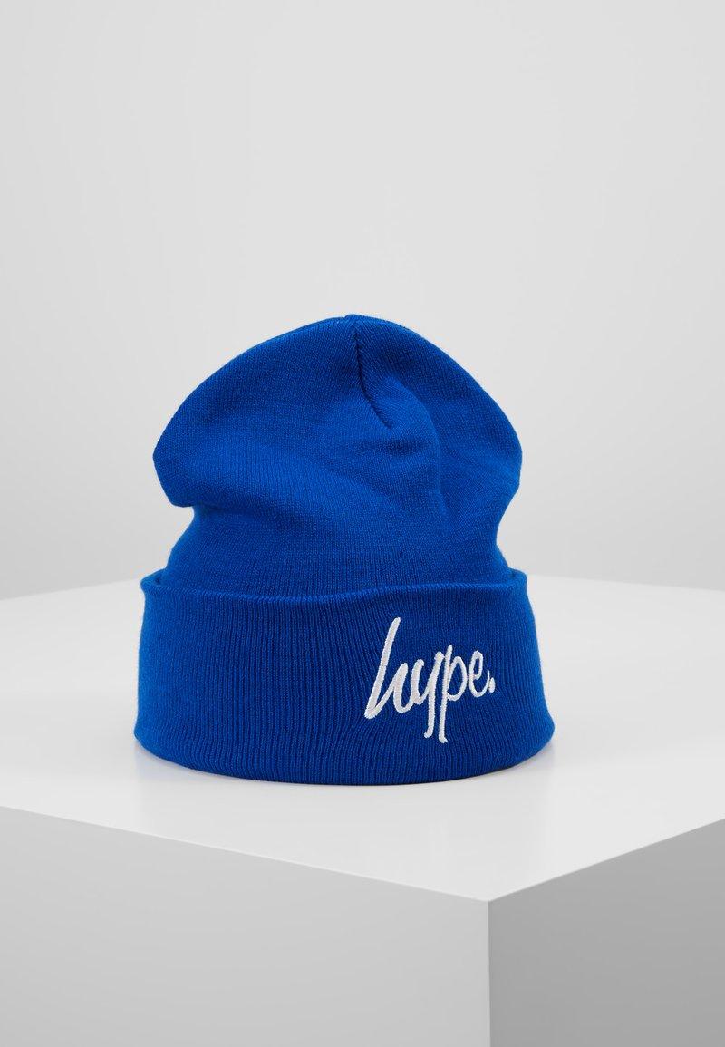 Hype - BEANIE HYPE PATCH - Huer - blue