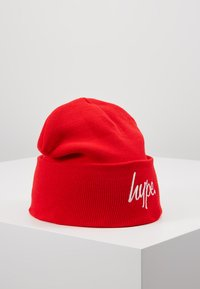Hype - BEANIE SCRIPT - Berretto - red - 0