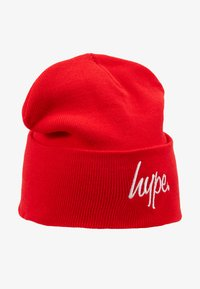 Hype - BEANIE SCRIPT - Berretto - red - 1