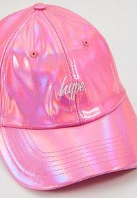 Hype - CAP - PINK HOLO DAD - Gorra - pink - 4