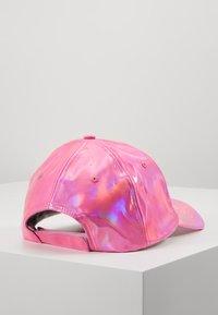 Hype - CAP - PINK HOLO DAD - Gorra - pink - 3