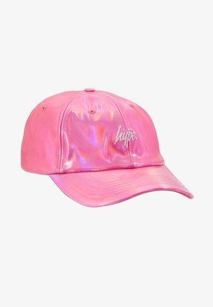 CAP - PINK HOLO DAD - Lippalakki - pink
