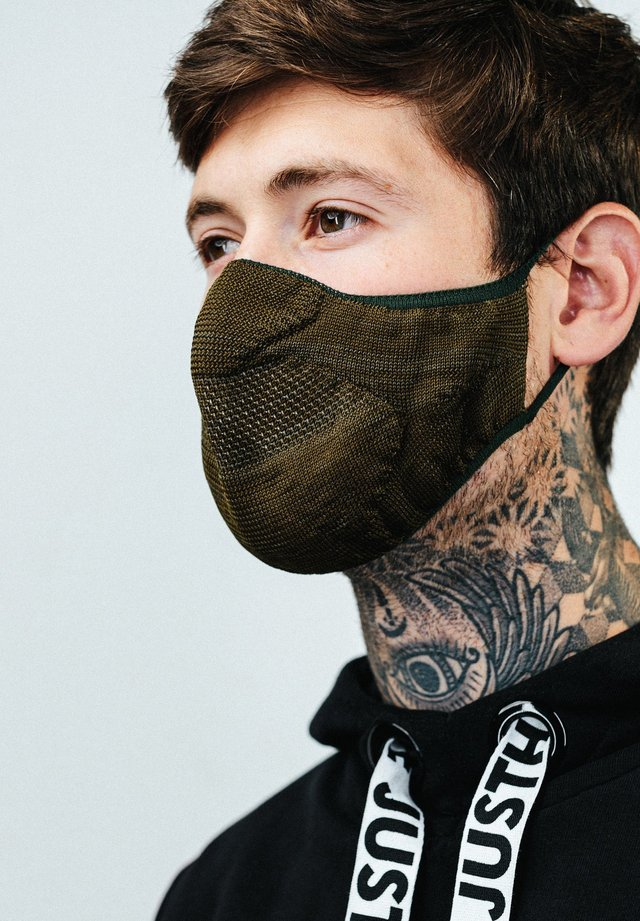 Community mask - brown