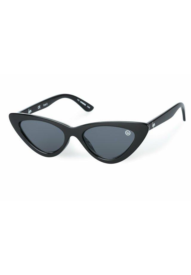 PLAIN - Sunglasses - black