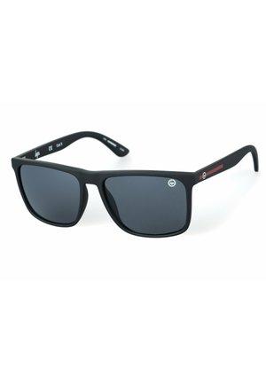 STRIPE - Sunglasses - black