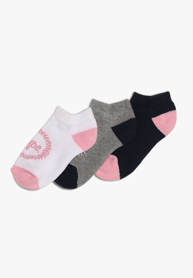 Hype - GIRLS SPORTS TRAINER CREST 3 PACK - Calcetines - multi