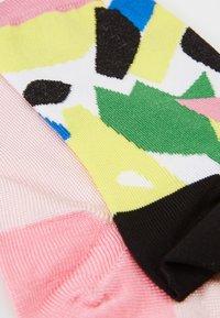 Hysteria by Happy Socks - ELSA ANKLE GRACE ANKLE 2 PACK  - Ponožky - multi - 2