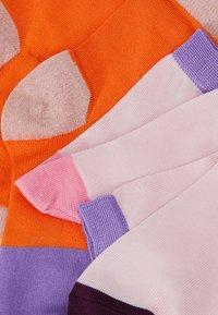 Hysteria by Happy Socks - GRACE ANKLE LIZA ANKLE 2 PACK - Socks - multi - 2