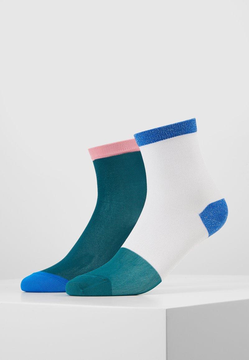 Hysteria by Happy Socks - GRACE ANKLE LIZA ANKLE 2 PACK - Socks - multi