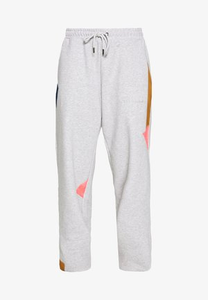 MIXEDRACE  - Tracksuit bottoms - grey