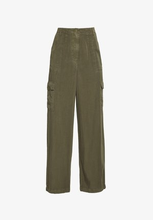 READY TO WEAR PANTS - Trousers - army